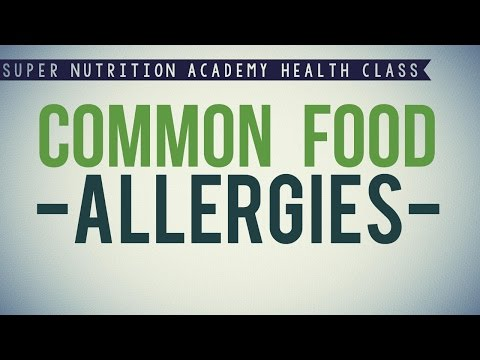 Common Food Allergies | Food Intolerance Symptoms and Sensitivities