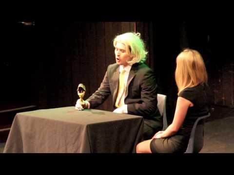 USyd Med Revue 2014: Clive Palmer