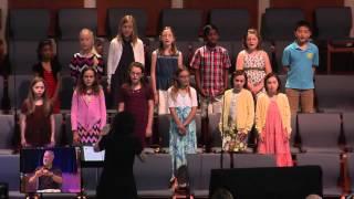 Hallelujah Choir with Sarah Fioramonti May 10, 2015