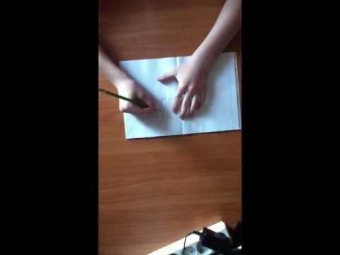 Видео как нарисовать Гая Фокса карандашом