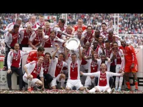 Siem de Jong Ajax 2013