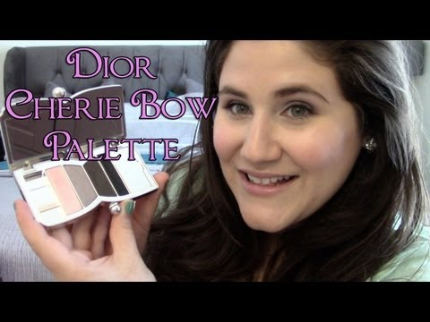 Dior Cherie Bow Palette Review