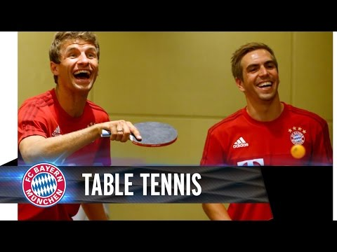 World Champion Table Tennis Competition