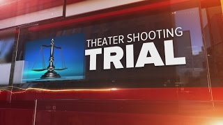 video The first of thousands of potential jurors in the Aurora theater shooting case showed up for the first phase of jury selection on Tuesday. ◂ The Denver Chann...