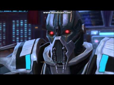 Jedi Knight Episode IV - Showdown with Lord Sadic - Star Wars The Old Republic