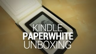 Amazon Kindle Paperwhite Unboxing!