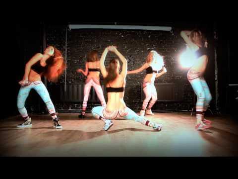 Pop Up Dance Team - I'm into you by Jennifer Lopez, choreo by Jane Kornienko
