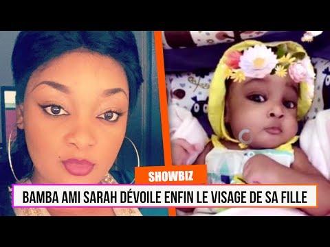 Bamba Ami Sarah dévoile enfin le visage de son enfant