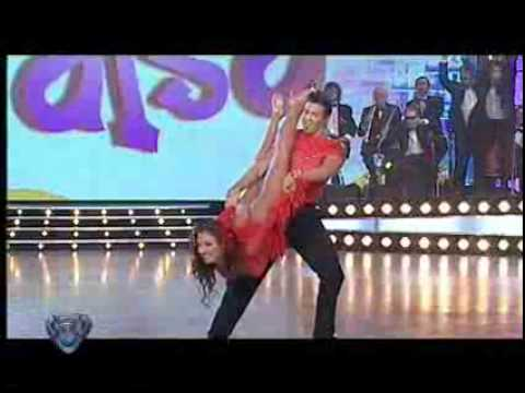 Showmatch 2008 - Eunice Castro logró un puntaje ideal