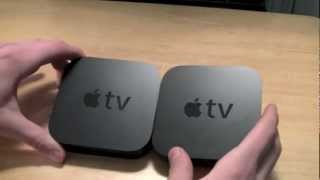 Apple TV (3rd Gen) Unboxing