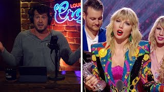 WHAT A PIECE OF SH*T: Taylor Swift | Louder With Crowder