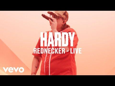 HARDY - Rednecker (Live) | Vevo DSCVR