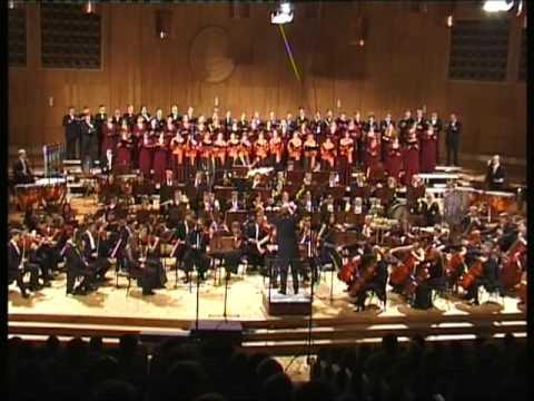 PIOTR BORKOWSKI conducts M. BORKOWSKI - DIES IRAE - part 3