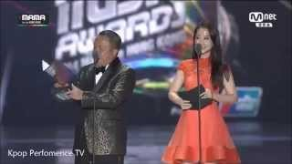 [MAMA 2014] Best Vocal Perfomance Female - Ailee (에일리) -