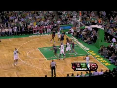 NBA 2008-2009 Season: Cleveland Cavaliers @ Boston Celtics 10/28/08 Higlights