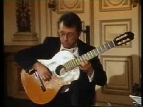 Rare Classical Guitar Video: Los Romeros - Preludio - Chapi