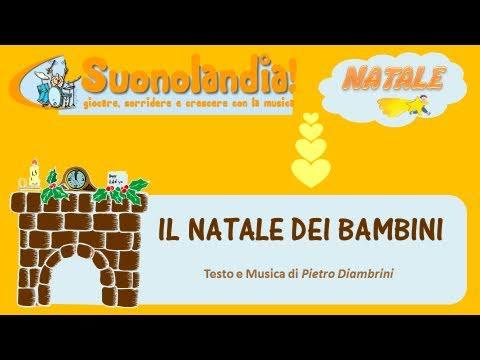 IL NATALE DEI BAMBINI – Canzoni di Natale per bambini di Pietro Diambrini