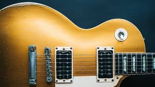 Soulful Bluesy Groove Guitar Backing Track Jam in A