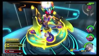 KINGDOM HEARTS HD 2.8 - The grid (Riku's boss)