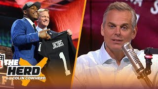 Colin Cowherd recaps NFL Draft, lists which teams are in better shape than before | NFL | THE HERD