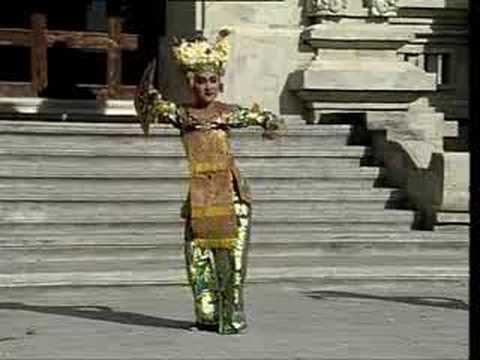 Tari Legong Legod Bawa Part 1 video