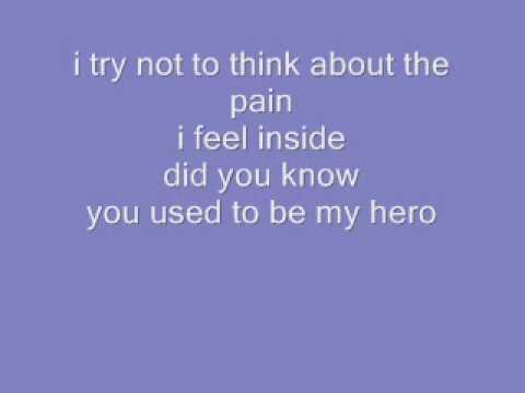Simple Plan-perfect Lyrics video
