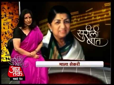 Episode-9: Sureli Baat Special on epitome of singing Lata Mageshkar...