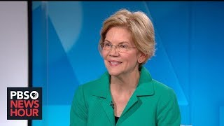 Elizabeth Warren on why we should tax the ultra-rich to fund education