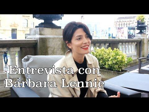 Entrevista con Bárbara Lennie por 'María (y los demás)'