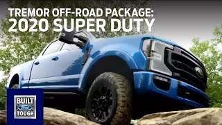 The New 2020 F-Series Tremor Off-Road Package | Super Duty® | Ford