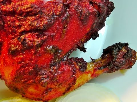 Whole Tandoori Chicken (Thanksgiving Special)