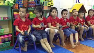 Khám phá: Không khí Trường MN Ngôi Sao Xinh ( lớp s5)