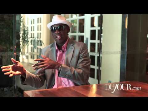 DuJour - Dennis Rodman Interview