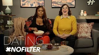 """""""Dating #NoFilter"""" Finds Comedy in Blind Dates This January   E!"""