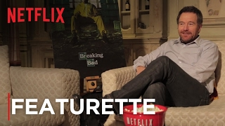 Exclusive Interview With Breaking Bad Star Bryan Cranston | Netflix