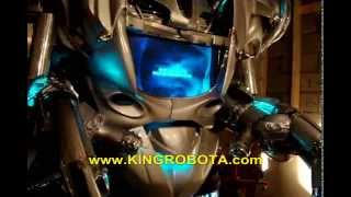 KING ROBOTA 2013 Fully Loaded
