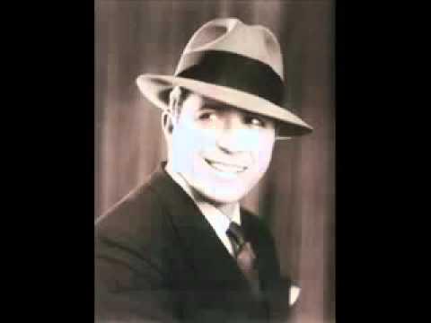 Carlos Gardel canta en Frances - Parlez Moi D'Amour