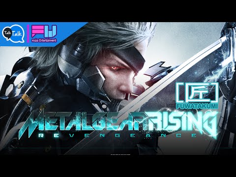 Metal Gear Rising Revengeance  Live Stream EP1 In Talk Talk