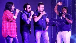 UNCUT: Salman Khan's Macho PERFOMANCE At Bajrangi Bhaijaan 'Aaj Ki Party' Song Launch