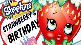 SHOPKINS - FORGOTTEN BIRTHDAY | Cartoons For Children | Toys For Kids | Shopkins Cartoon Compilation