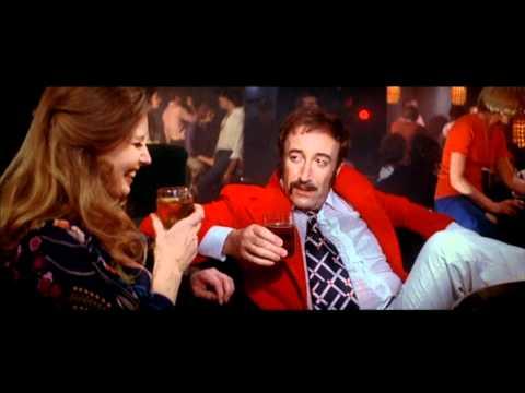 Inspector Clouseau tries to impress