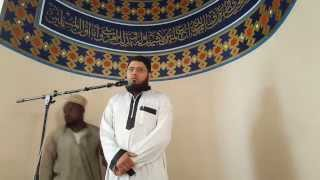Jumuah Lecture by Moulana  Anas - 28 Aug 2015