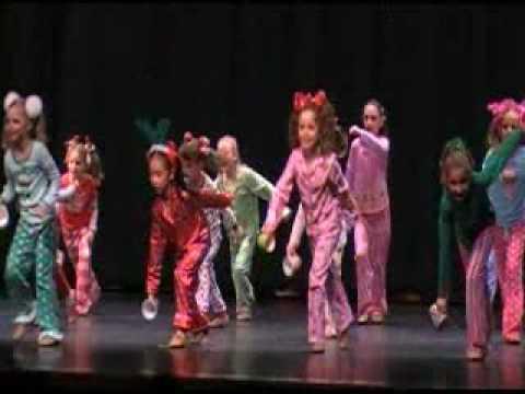 2008 Dec Hot Chocolate Dance video