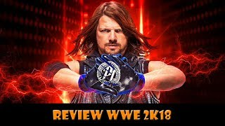 (E&R OFFICIAL) REVIEW WWE 2K18