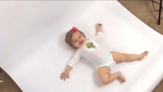 VLOG #9: Baby Photo Shoot at Home/Weekend Fun/Starbucks Happy Hour