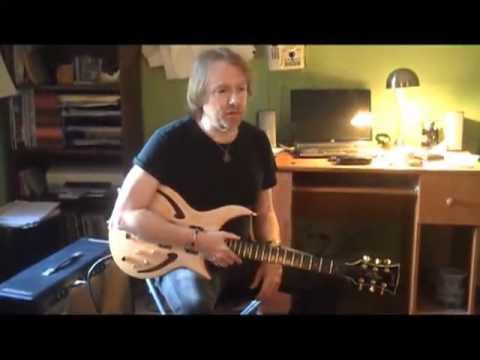 Randy Johnston and Jarrell Guitars