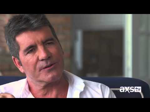 Simon Cowell Talks With Dan Rather on AXS TV's THE BIG INTERVIEW