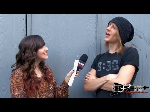 This Century (Joel Kanitz) Interview with Rock Forever Magazine