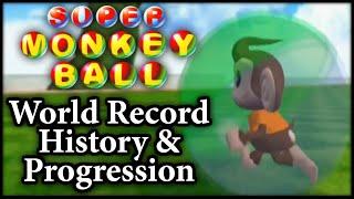 Super Monkey Ball - Speedrun World Record History and Progression (G111)
