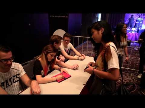 Alex Goot, Chrissy Costanza, Dan Gow & Will Ferri Rockin' Kuala Lumpur